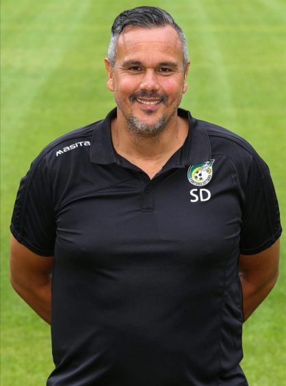 Sieb is goalie coach at Fortuna Sittard
