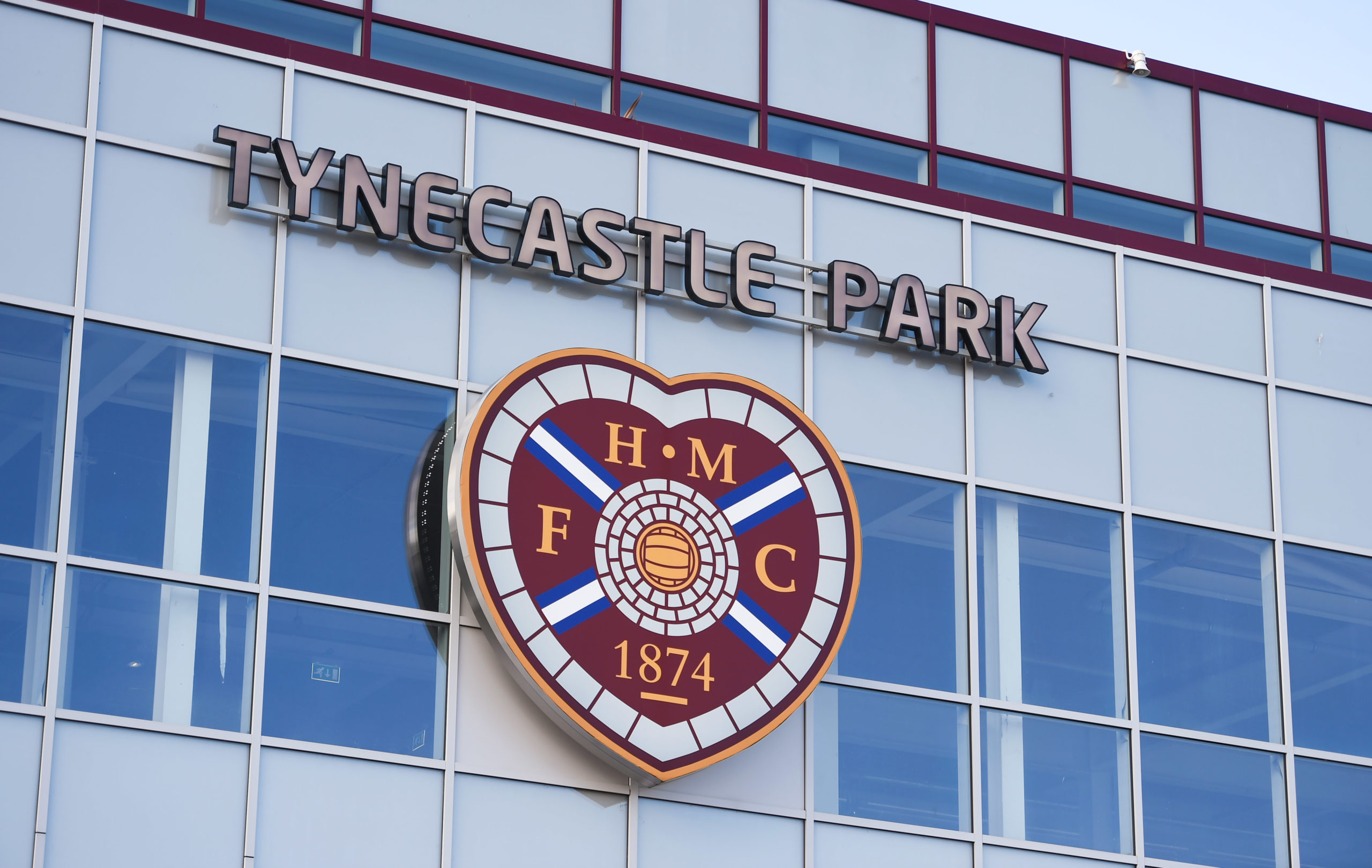 Tynecastle will host opening league game.