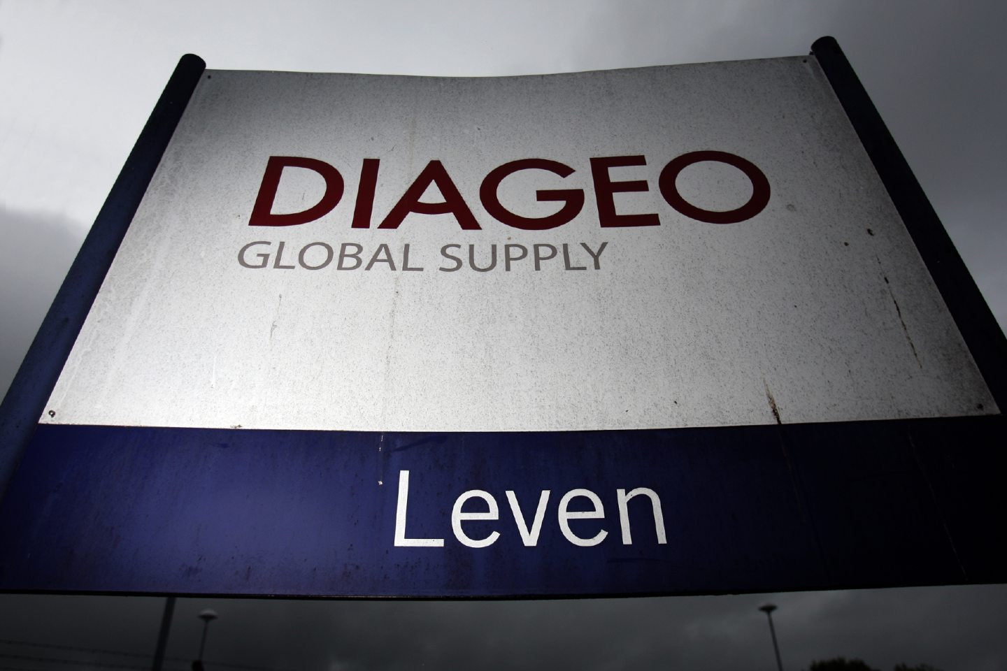 Diageo has a global supply base in Leven.