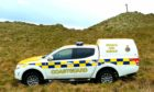 The UK coastguard were called out to Carlingheugh Bay.