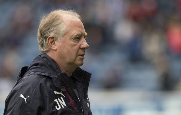 Jimmy Nicholl has left Dark Blues