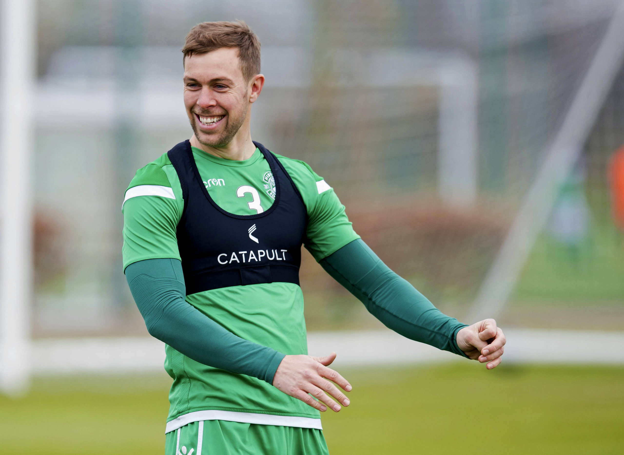 Steven Whittaker recently turned 36