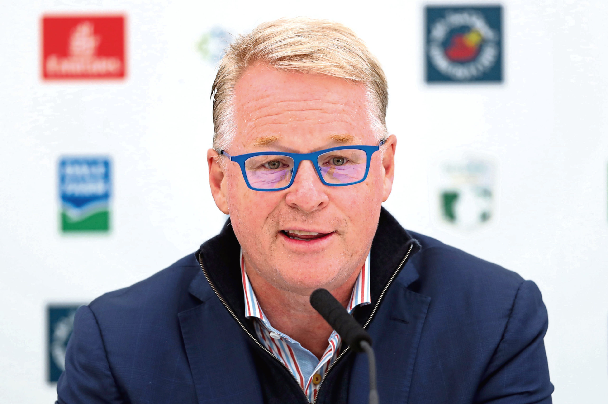 European Tour chief Keith Pelley