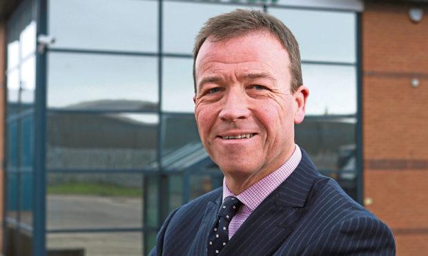 Michael Longstaffe,  chief executive, Smith Anderson