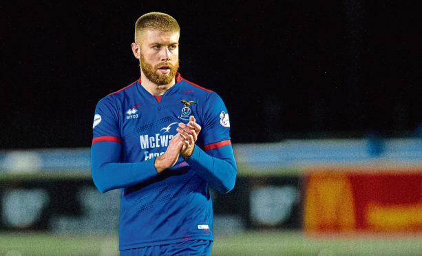 Shaun Rooney was shocked to hear of Tommy Wright's St Johnstone exit