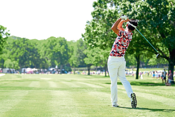 Kevin Na defends the title he won at Colonial Country Club when the PGA Tour restarts behind closed doors this week.