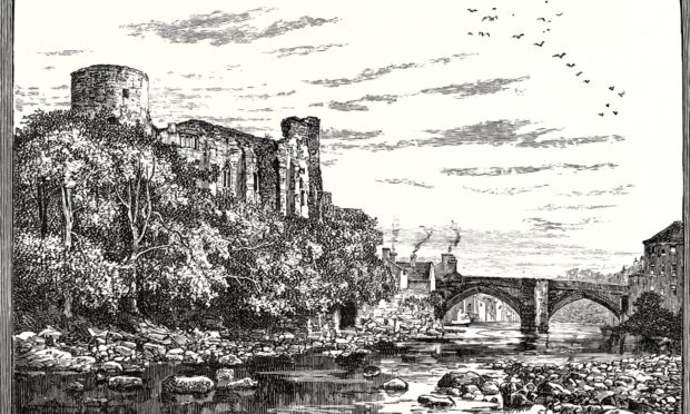 Barnard Castle (Barney), the market town in Teesdale, Country Durham, has a colourful past.