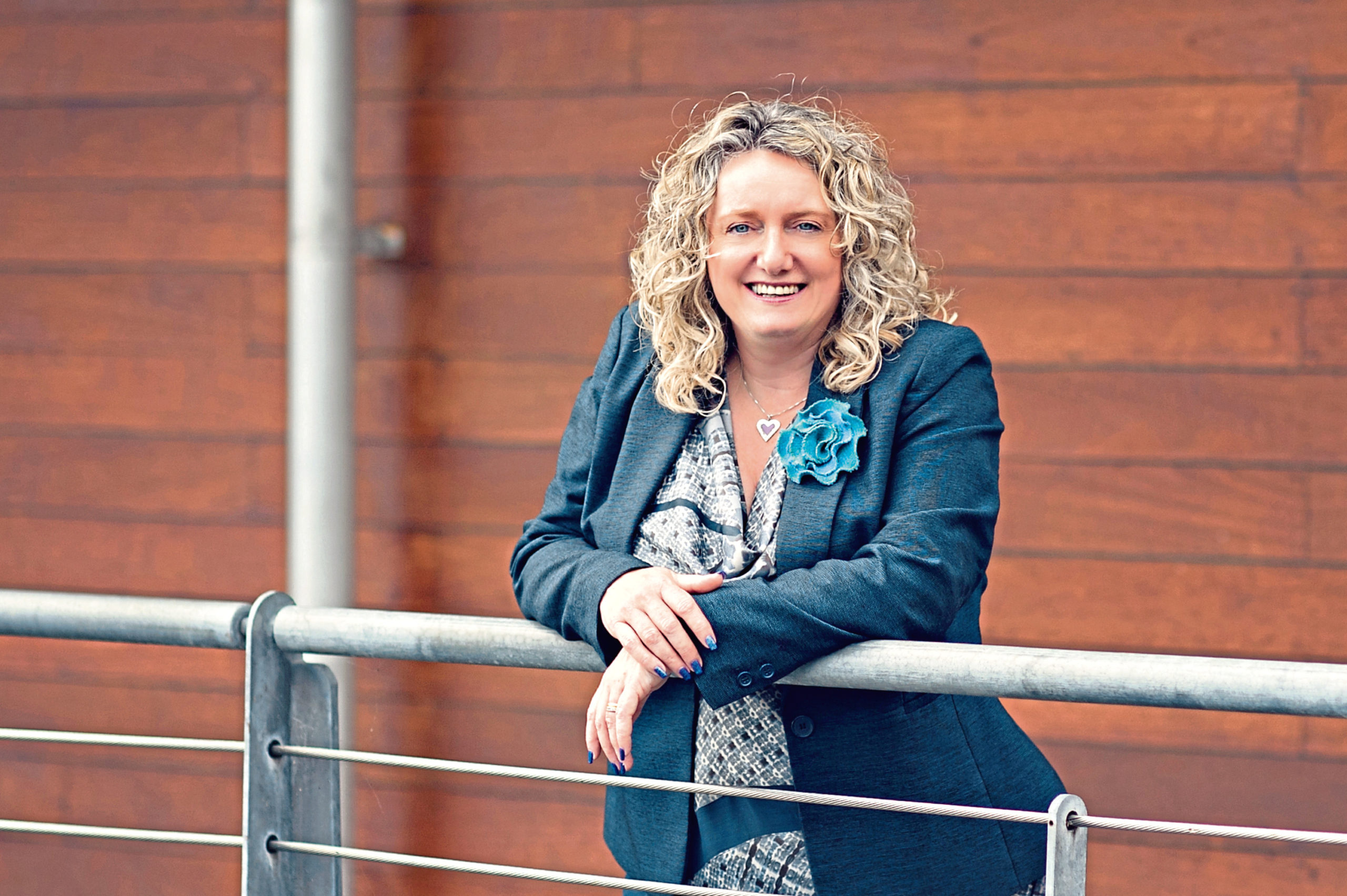 Alison Henderon, Dundee & Angus Chamber of Commerce chief executive.