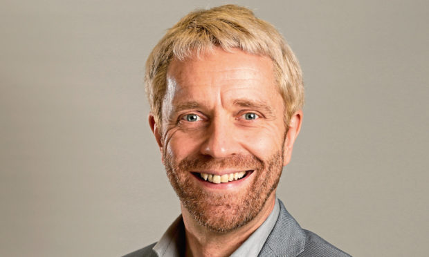 David Smith, MHA Henderson Loggie managing partner