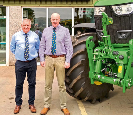Forfar and Glenrothes-based Netherton Tractors Ltd is to open a new John Deere outlet on the outskirts of Perth.