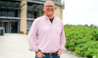 Ross Brown, professor of entrepreneurship and small business finance.