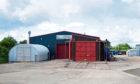 Gorilla Corrosion's new site in Montrose