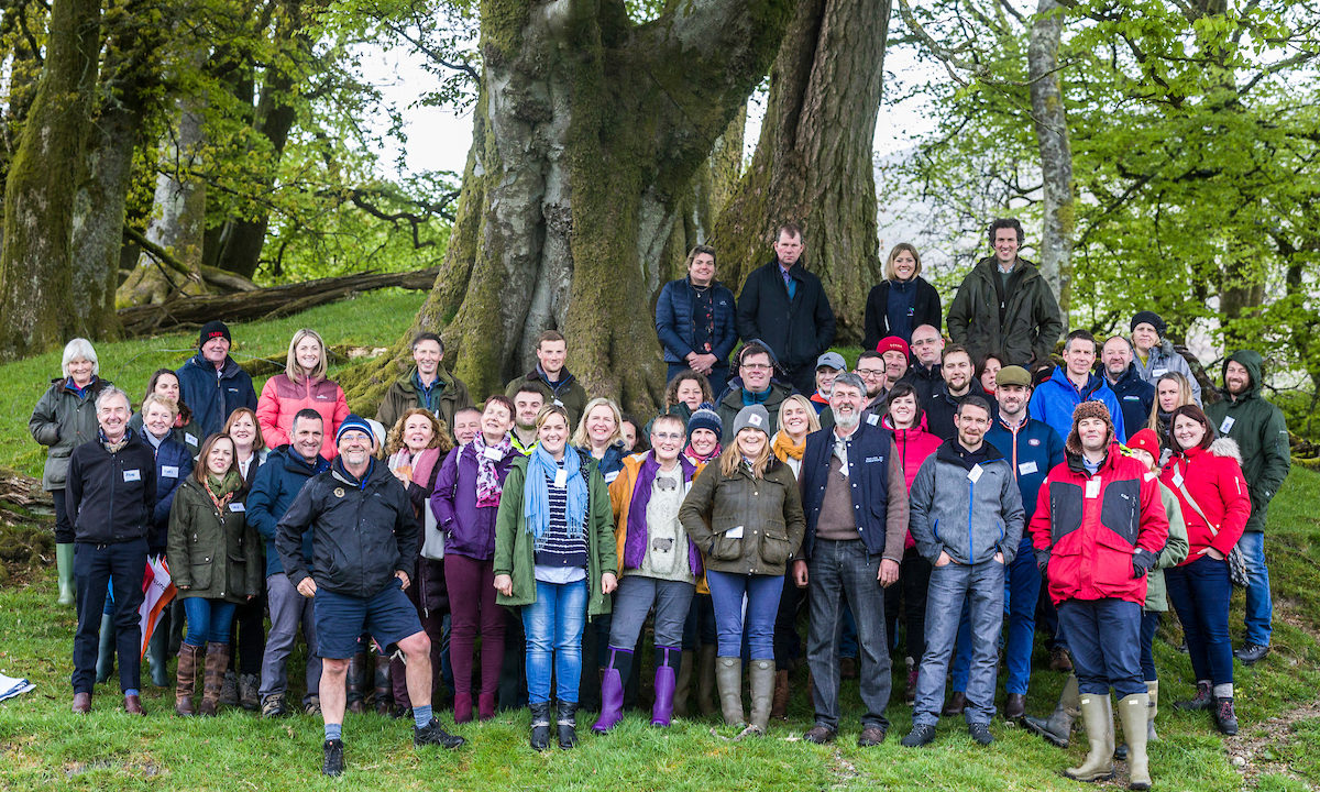 Agritourism Monitor Farm Project West Central Scotland.