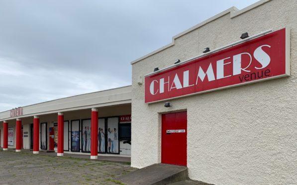 Chalmers cinema, Arbroath.