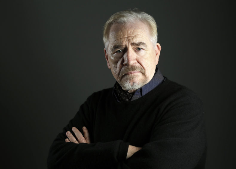 Actor Brian Cox is supporting the NTS SOS appeal.