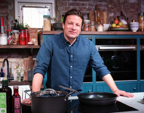 Jamie Oliver is one of the celebrity chefs to back the NFU's campaign to maintain food standards.