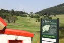 Pitlochry Golf Course.