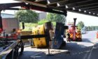 The crash on Dunkeld Road