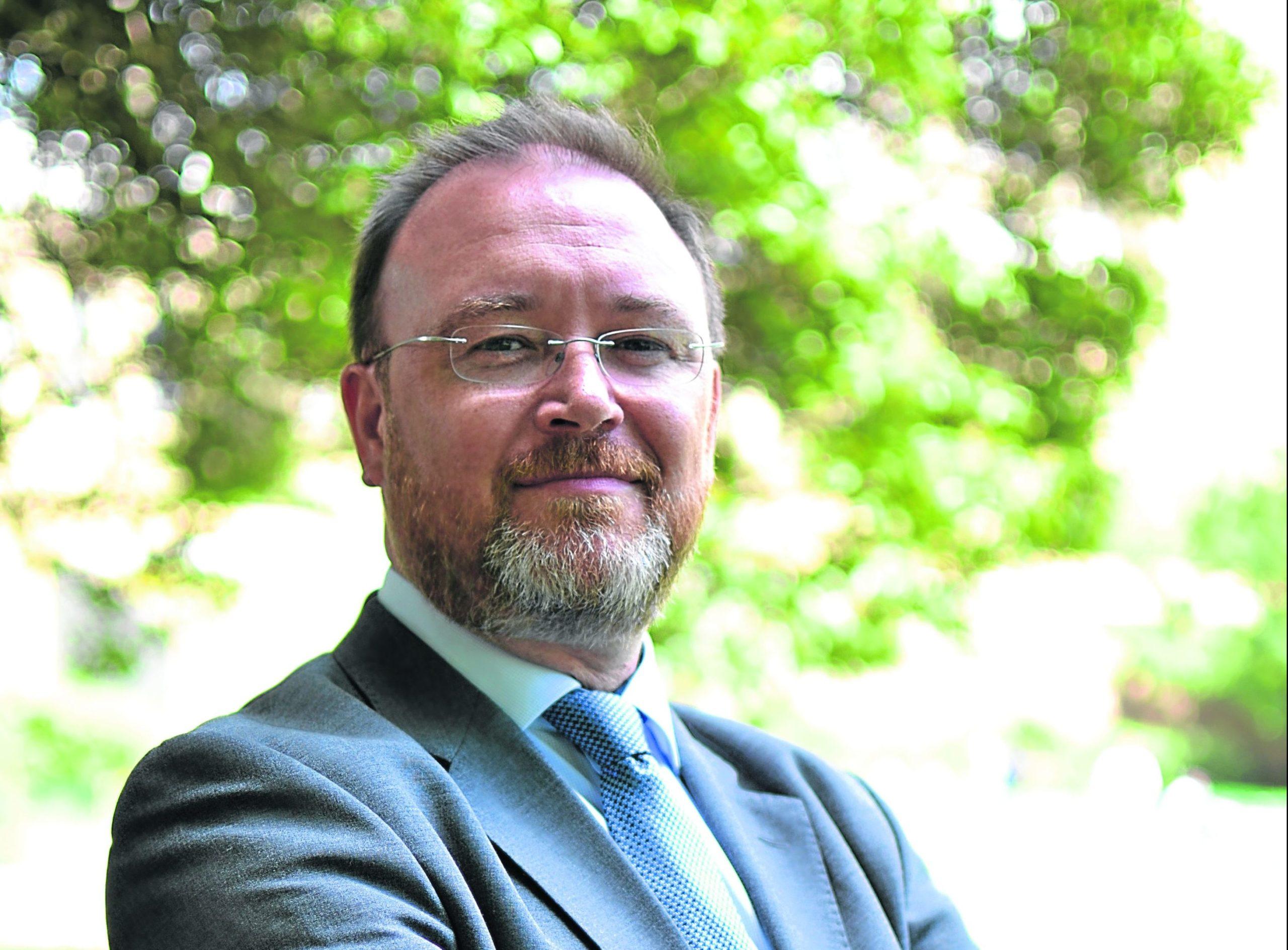 David Duguid, Banff and Buchan MP.