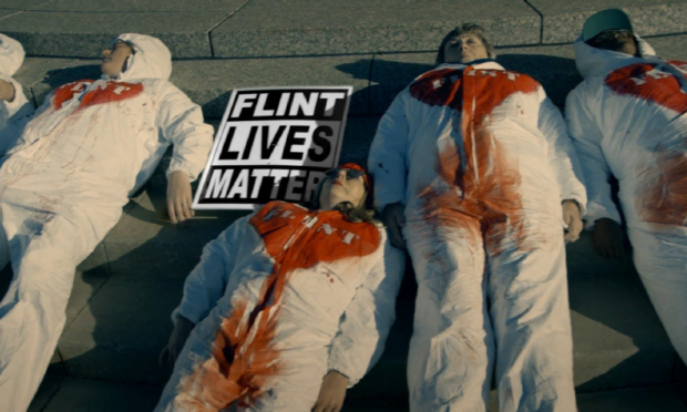 Angus documentary-maker Anthony baxter has secured a global sales deal for his film, Flint.