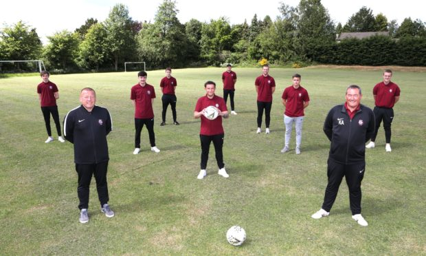 Stanley AFC are around £400 short of their total of £29k to install new drainage at their home pitch.