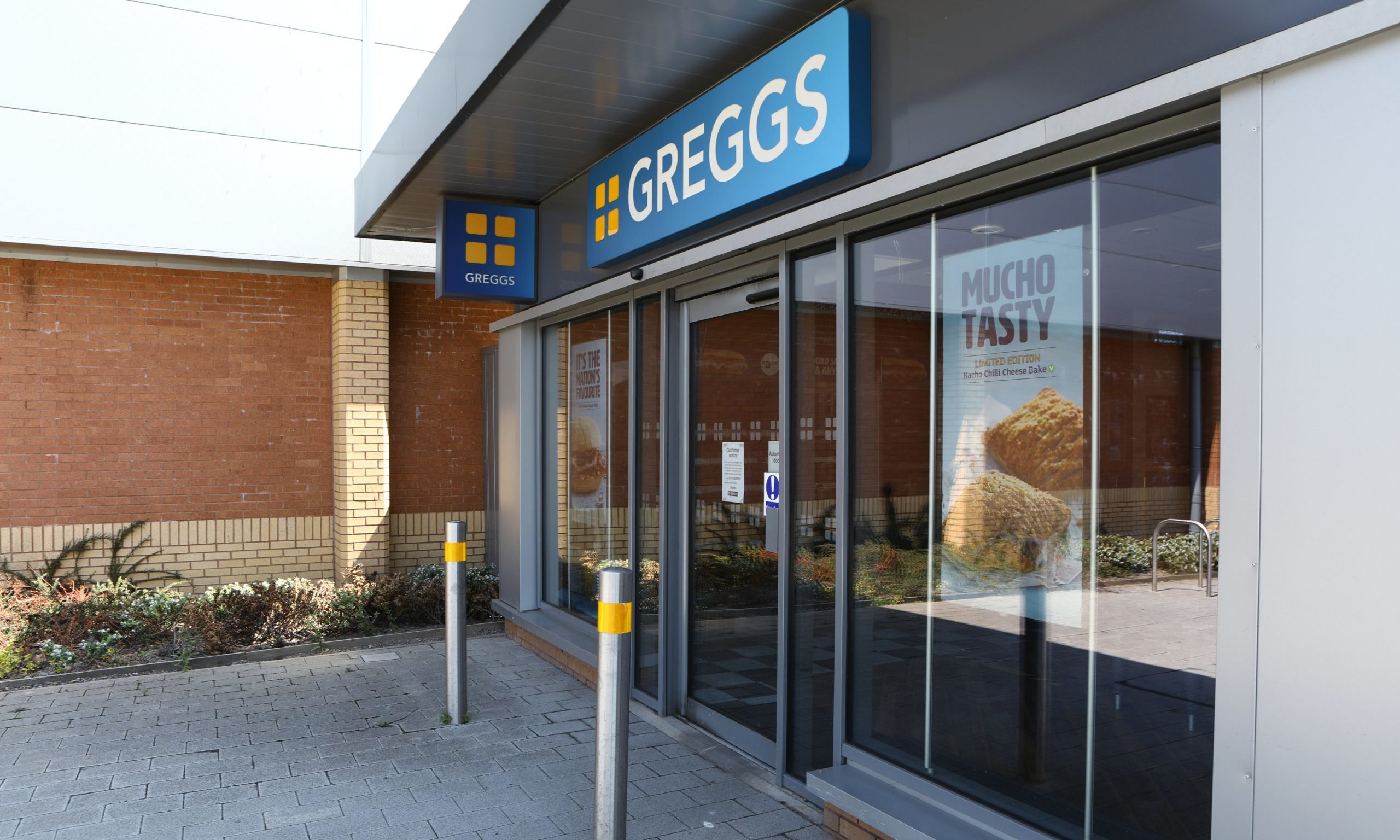 One Greggs branch in Perth will not be reopening.