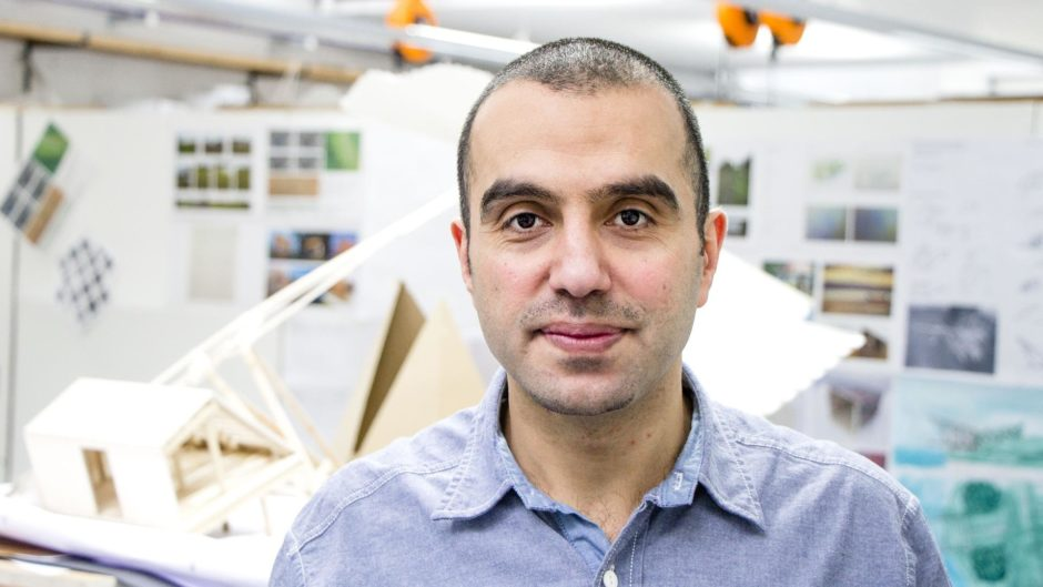 Dr Husam AlWaer, reader in architecture and urban planning at Dundee University.