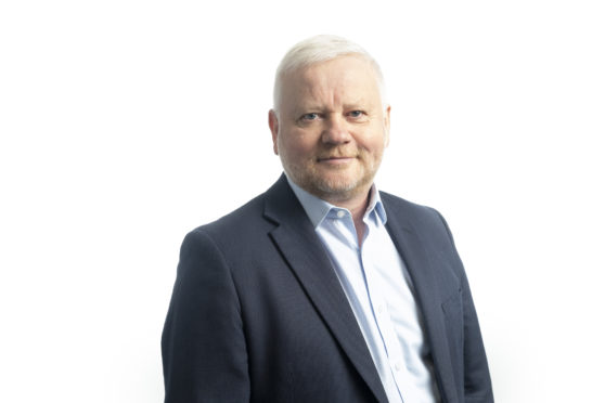 Jim Smith, managing director of SSE Renewables