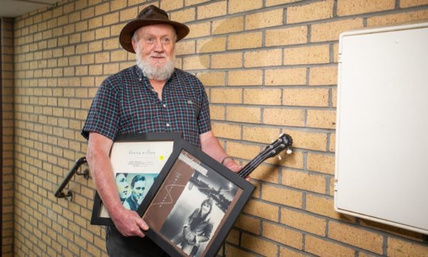 Jack McDonough is leading a crowdfunding bid to create a city wall of fame honouring the musicians who have put the place on the map.