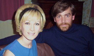 Sheila Garvie and Brian Tevendale.