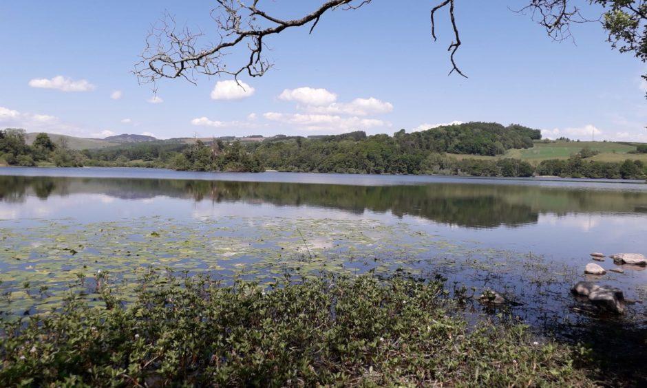 Clunie Loch.