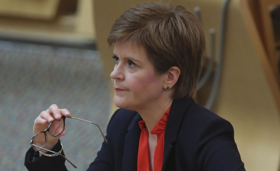 Nicola Sturgeon announced milestone dates for getting out of lockdown.