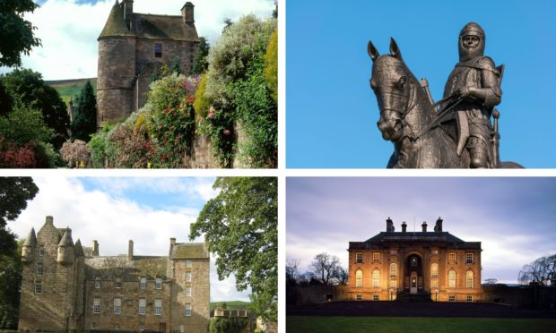 Falkland Palace, Bannockburn Visitor Centre, Kellie Castle and House of Dun are some of the properties the National Trust for Scotland (NTS) is hoping  to safeguard.