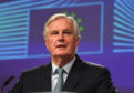 Michel Barnier criticised the UK for taking the talks backwards.