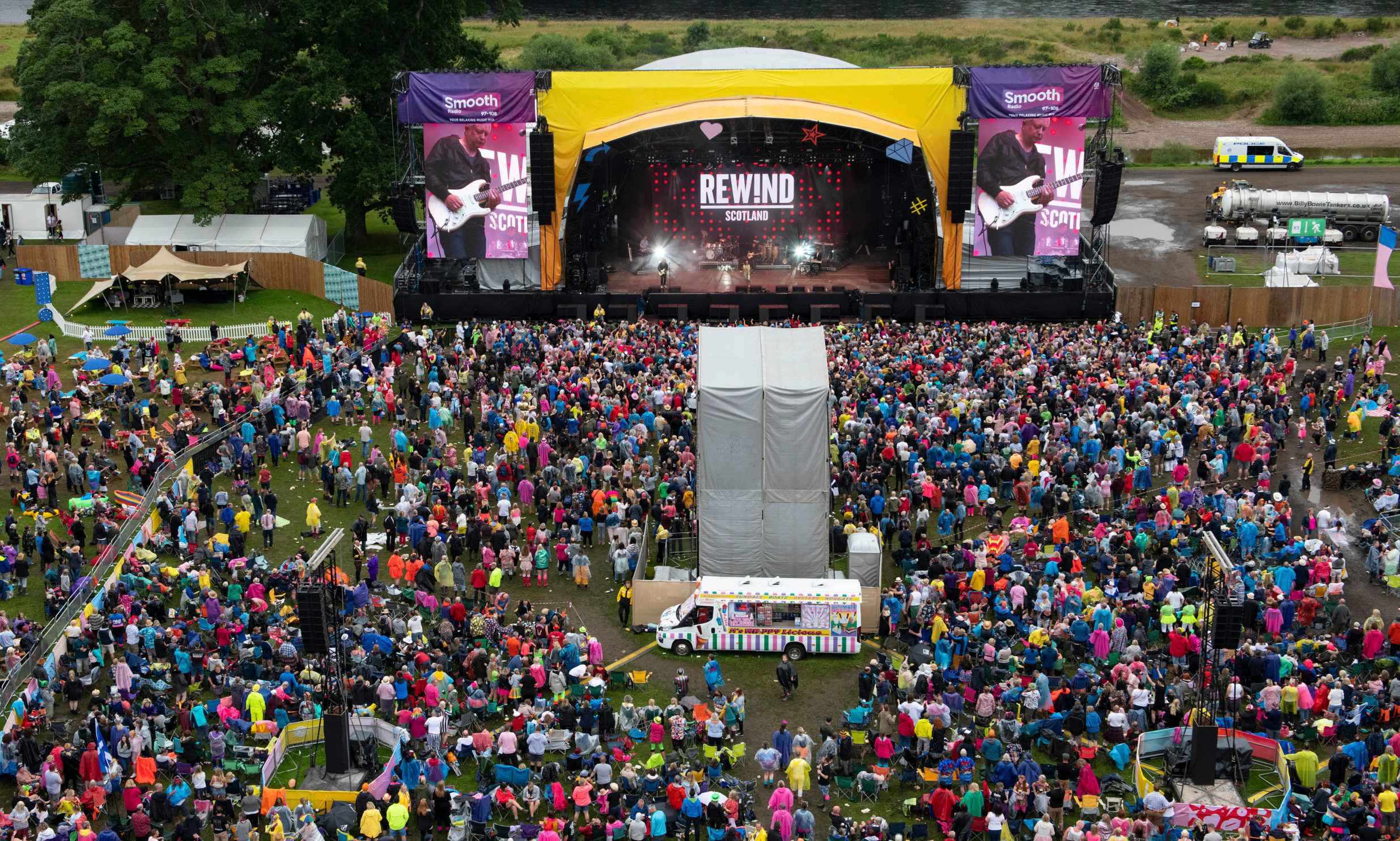 Rewind Festival, Perth, 2019. Photo: Duncan Bryceland/Shutterstock