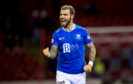 Foster had three-year spell at St Johnstone