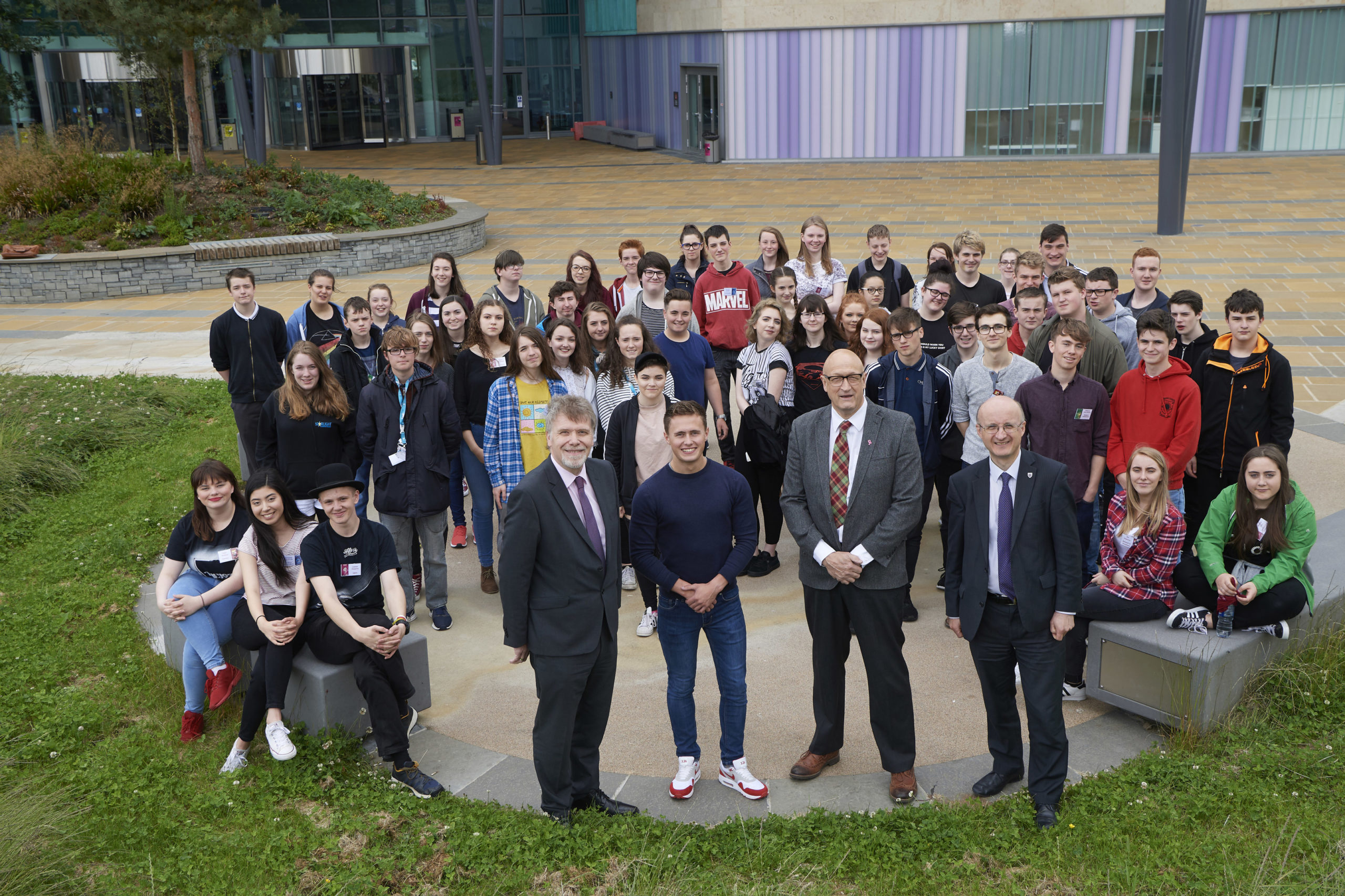 Some members of the Scottish Youth Parliament play an active role in councils.