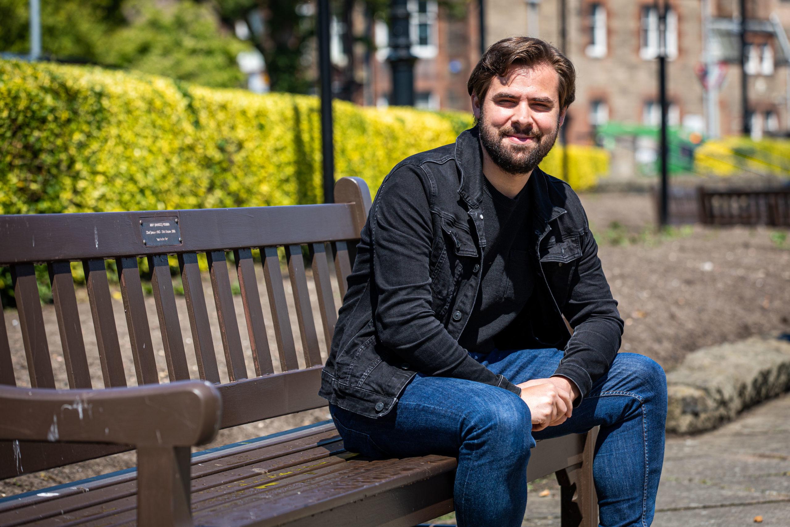 Gavin Hugh of MidgieBite Media