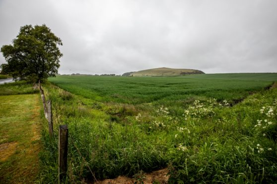 Planning permission in principle for the site at Kingseat has been refused.