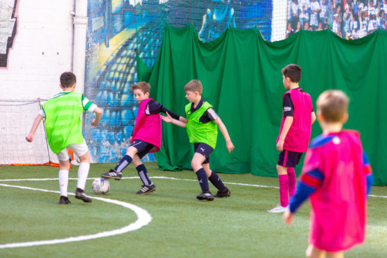 Showcase the Street, which helps children access activities including football, is among the winners