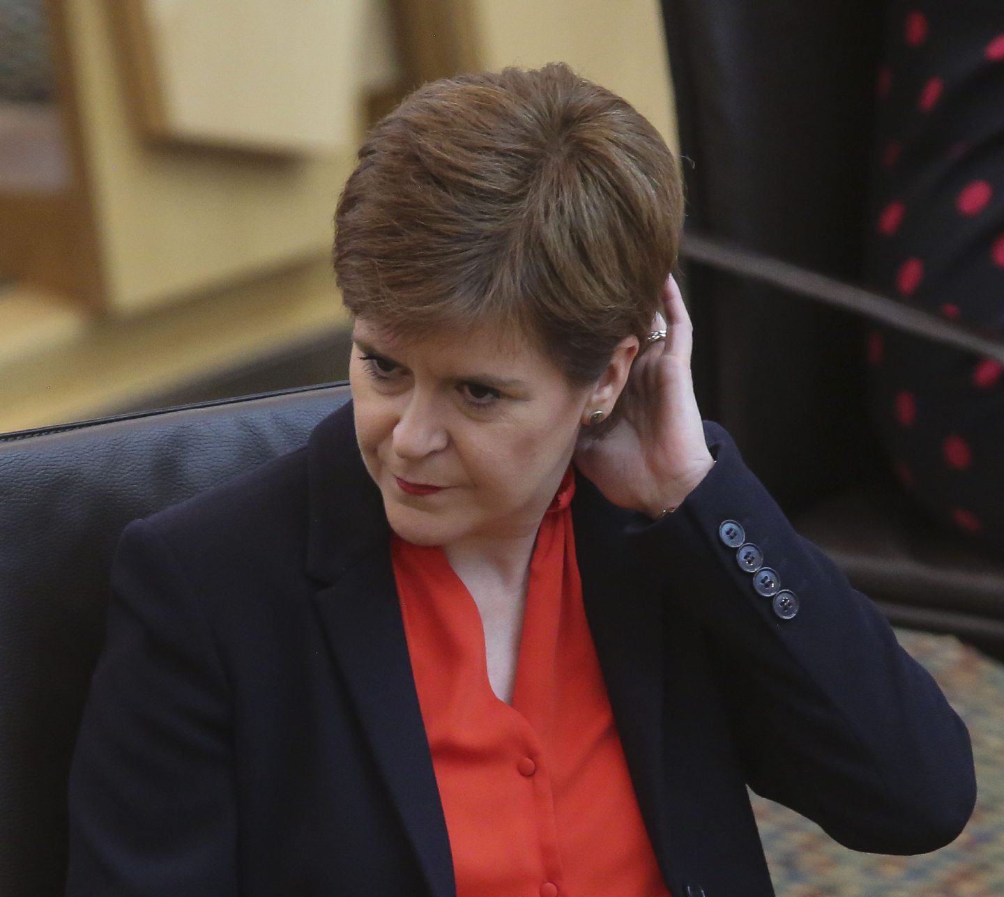 Nicola Sturgeon announced that hairdressers will reopen on July 15.