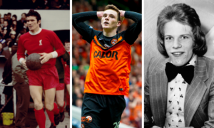 The contenders fighting it out with Andy Robertson to be Dundee United's highest-achieving former player