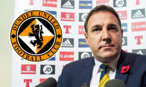 Leading contender Malky Mackay has video meeting with Dundee United officials as interviewees for Tangerines post revealed