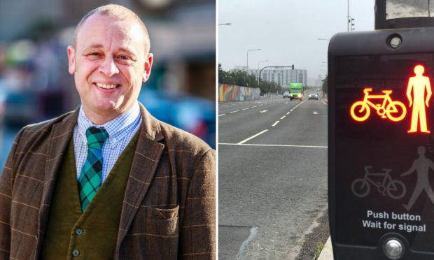 We'd do it differently now — Council's cycling champion on Dundee waterfront layout