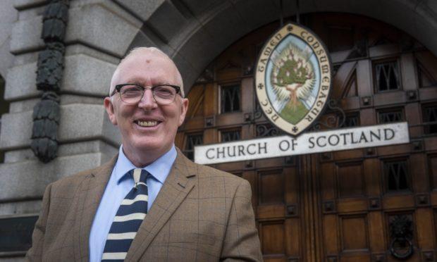 Rt Rev Dr Martin Fair.