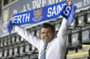 Callum Davidson replaced Saints legend Tommy Wright