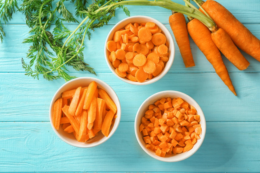 Carrot is such a versatile vegetable that can be cooked and used in so many different dishes, or eaten raw.