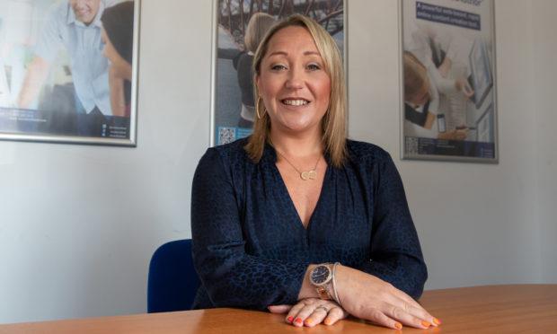 eCom Scotland managing director Wendy Edie