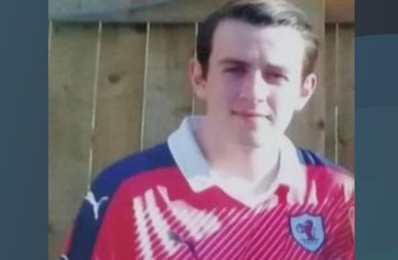 Joshua Kerr was a season ticket holder at his beloved Raith Rovers.