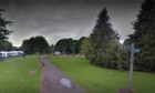The path on the south side of Forfar Loch will be upgraded under the scheme.